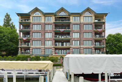 Oconomowoc Condo/Townhouse For Sale: 318 N Lake Rd #203