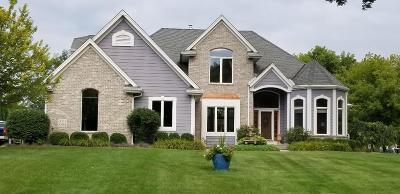 Oconomowoc Single Family Home For Sale: W352n5980 Nelson Rd