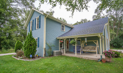 Germantown Single Family Home Active Contingent With Offer: 1116 W Appleton Ave