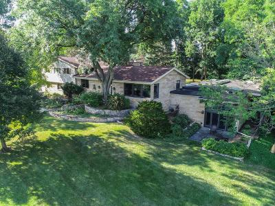 Lisbon Single Family Home Active Contingent With Offer: N77w22052 Wooded Hills Dr