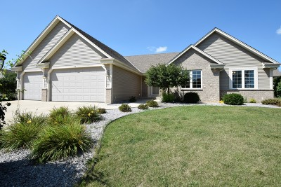 Waterford Single Family Home Active Contingent With Offer: 899 Foxwalk Ct