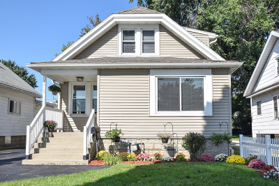 West Allis Single Family Home Active Contingent With Offer: 1317 S 84th St