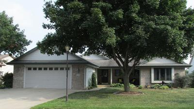 Waterford Single Family Home Active Contingent With Offer: 28629 Sandpiper Trl