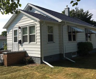 Menominee Single Family Home Active Contingent With Offer: 2200 17th Ave