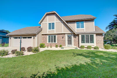 New Berlin Single Family Home Active Contingent With Offer: 12940 W Wimbledon Dr