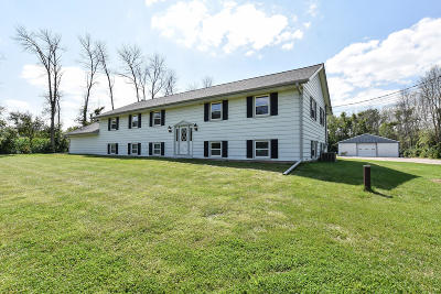 Mequon Single Family Home Active Contingent With Offer: 14023 N Davis Rd