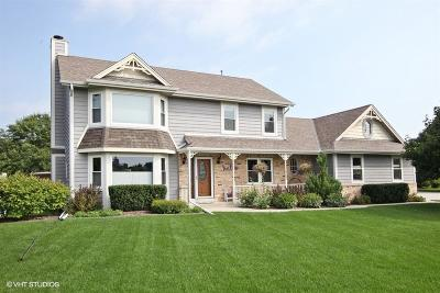 Menomonee Falls Single Family Home Active Contingent With Offer: N74w15564 Stonewood Dr