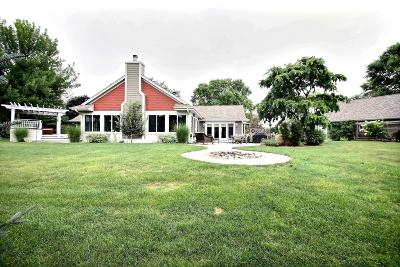 Delafield Single Family Home Active Contingent With Offer: S15w31835 Meadowview Ct