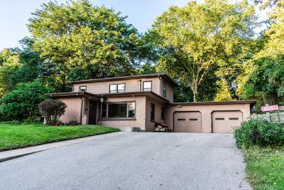 Palmyra Single Family Home Active Contingent With Offer: W1165 South Shore Dr