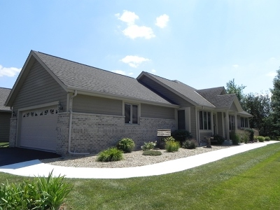 Pewaukee Condo/Townhouse Active Contingent With Offer: N22w24215 Range Line Rd #B