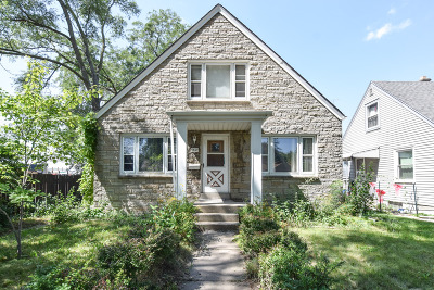 West Allis Single Family Home Active Contingent With Offer: 1347 S 107th St
