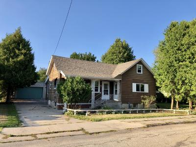 Single Family Home Active Contingent With Offer: 227 E Bay Shore St