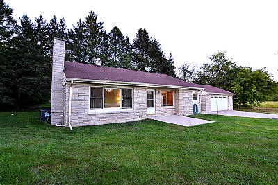 Mequon Single Family Home Active Contingent With Offer: 8618 W County Line Rd #N96