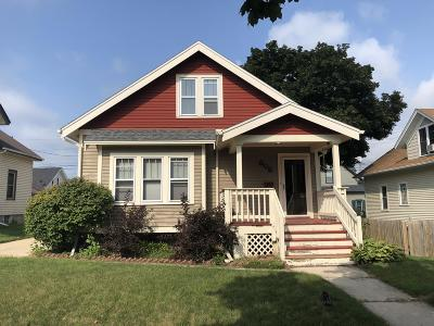 West Bend Single Family Home Active Contingent With Offer: 606 S 3rd Ave