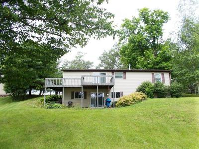 Pound Single Family Home For Sale: 10992 W Ucil Lake Ln