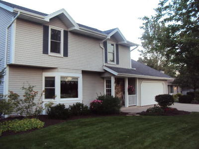 Muskego Single Family Home For Sale: W170s8098 Green St