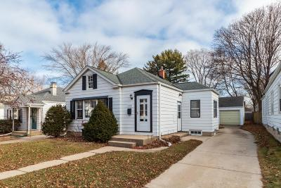 Whitefish Bay Single Family Home For Sale: 4616 N Elkhart Ave