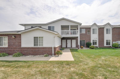Kenosha Condo/Townhouse Active Contingent With Offer: 2520 11th Pl #207