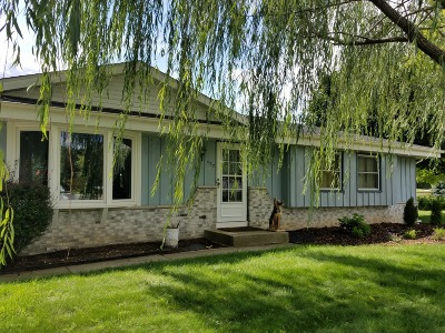 Saukville Single Family Home Active Contingent With Offer: 657 Whitegate Dr