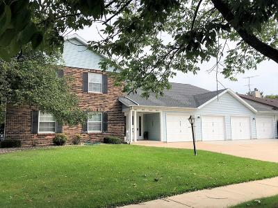 Kenosha Condo/Townhouse Active Contingent With Offer: 4104 81st St #37C