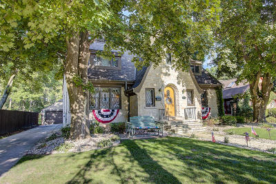 Cedarburg Single Family Home Active Contingent With Offer: W65n772 Washington Ave