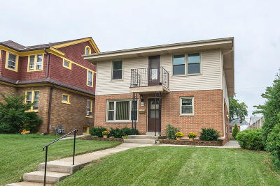 West Allis Multi Family Home Active Contingent With Offer: 2213 S 55th St #2215 A,