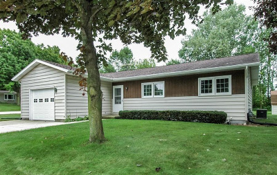Mayville Single Family Home Active Contingent With Offer: 495 Betterway Dr