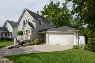 Whitefish Bay Single Family Home For Sale: 5151 N Diversey Blvd