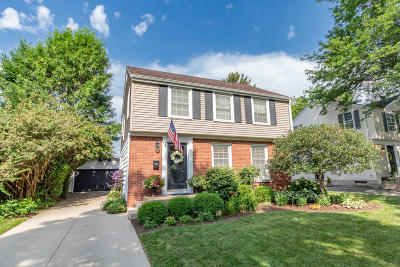 Whitefish Bay Single Family Home Active Contingent With Offer: 6209 N Lydell Ave