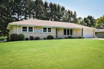 Port Washington Single Family Home Active Contingent With Offer: 1112 Niesen Rd