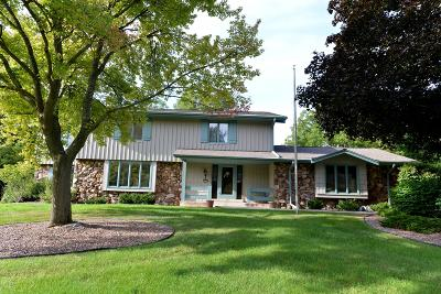 Brookfield Single Family Home Active Contingent With Offer: 16735 Mary Cliff Ct