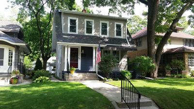 Shorewood Single Family Home Active Contingent With Offer: 4146 N Prospect Ave