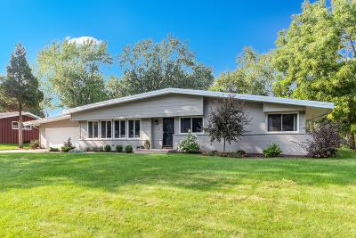 Glendale Single Family Home For Sale: 2220 W Greenwood Rd