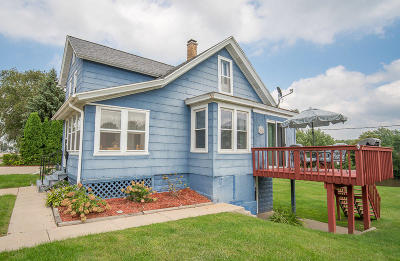 Mayville Single Family Home Active Contingent With Offer: 312 N Main St