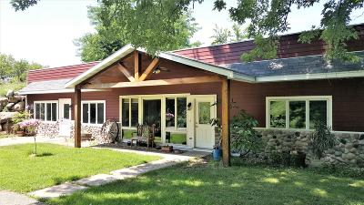 Whitewater Single Family Home For Sale: N7351 State Road 89