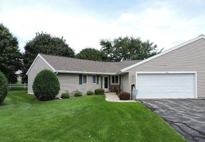 Fort Atkinson WI Condo/Townhouse Active Contingent With Offer: $169,900
