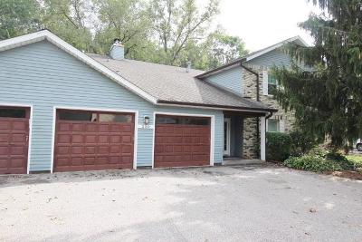 Delafield Condo/Townhouse Active Contingent With Offer: 330 Riverview Dr #3