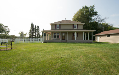 Waterford Single Family Home Active Contingent With Offer: 7448 S Loomis Rd