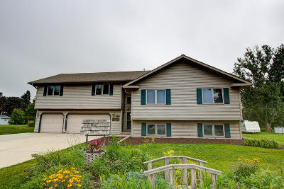 Watertown Single Family Home Active Contingent With Offer: 609 N Votech Dr