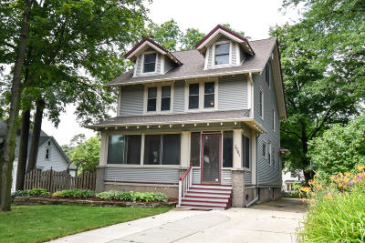 Single Family Home For Sale: 2041 Wauwatosa Ave