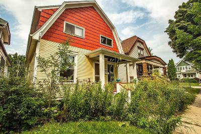 Milwaukee Single Family Home Active Contingent With Offer: 232 E Montana St