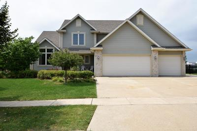 Kenosha Single Family Home Active Contingent With Offer: 5426 70th Ct