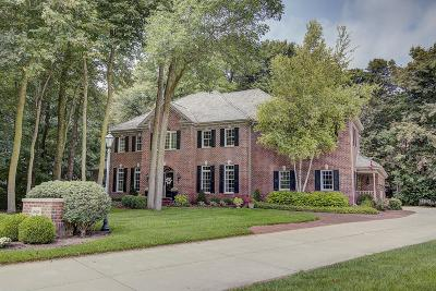 Brookfield Single Family Home Active Contingent With Offer: 20650 Spencer Ct