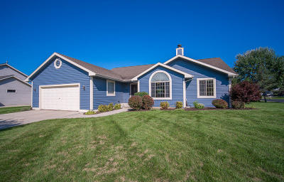 Saukville Single Family Home Active Contingent With Offer: 106 N Weiss Way
