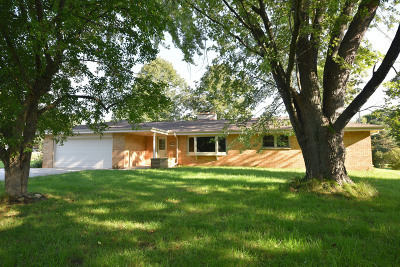 Menomonee Falls Single Family Home Active Contingent With Offer: N79w16042 Community Dr