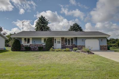 Campbellsport Single Family Home Active Contingent With Offer: 503 Paul Ave