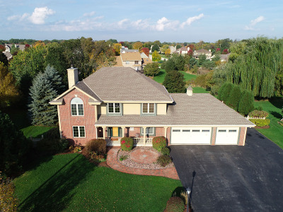 Menomonee Falls Single Family Home For Sale: W144n7131 Terrace Dr