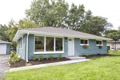 Franklin Single Family Home Active Contingent With Offer: 3917 W Mary Ann Dr