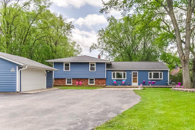 Germantown Single Family Home For Sale: W173n12287 Fond Du Lac Ave