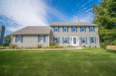 Cedarburg Single Family Home For Sale: N33w7060 Buchanan St